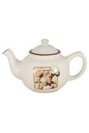 Чайник 1,0 л TERRACOTTA. Цвет: мультиколор