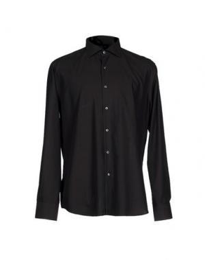 Pубашка INGRAM. Цвет: темно-коричневый