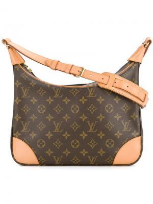 Сумка на плечо Boulogne Louis Vuitton Vintage. Цвет: коричневый