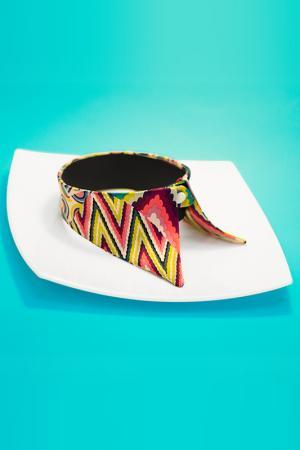 Накладной воротничок ALN K accessories. Цвет: мультицвет