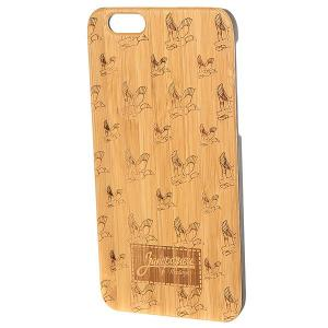 Чехол для iPhone  Дичь Дерево 6/6s Коричневый Запорожец. Цвет: коричневый