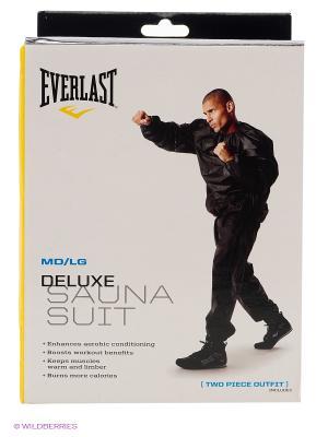 Костюм-сауна Deluxe Everlast. Цвет: черный