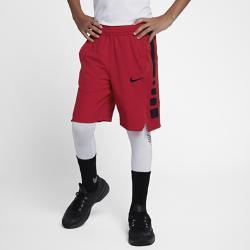 Баскетбольные шорты для мальчиков школьного возраста  Dri-FIT Elite Nike. Цвет: красный