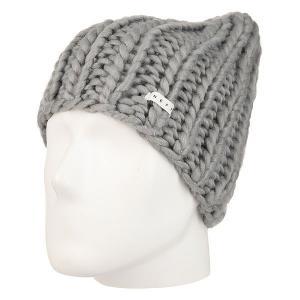 Шапка носок женская  Cara Beanie Grey Neff. Цвет: серый