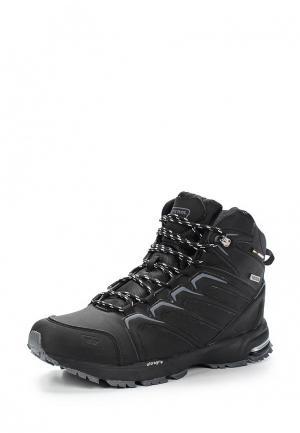 Ботинки трекинговые Patrol. Цвет: черный