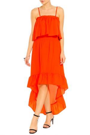 Платье Apart. Цвет: оранжевый