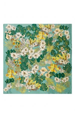 Шелковый платок 183361 Moltini. Цвет: разноцветный