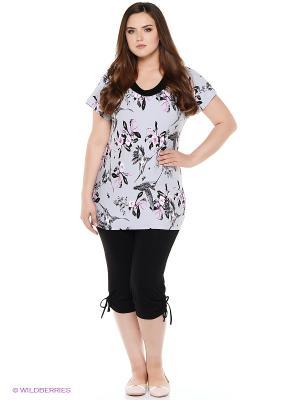 Комплект одежды CLEO. Цвет: серый