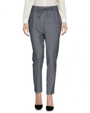 Повседневные брюки LE TRICOT PERUGIA. Цвет: серый