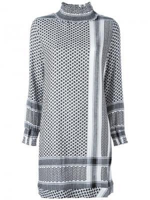 Платье Claremint Cecilie Copenhagen. Цвет: чёрный