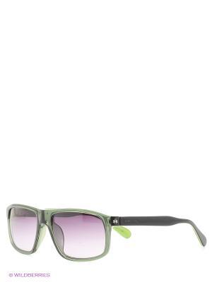 Солнцезащитные очки LM 531S 03 La Martina. Цвет: зеленый
