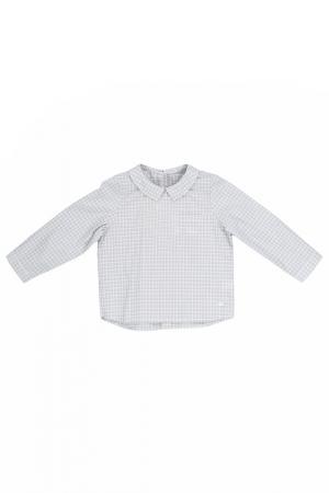 Сорочка Baby Dior. Цвет: серый