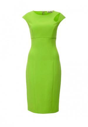 Платье Elena Shipilova. Цвет: зеленый