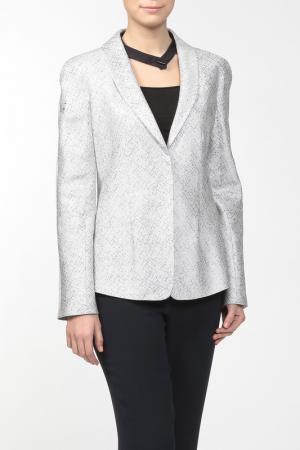 Пиджак Giorgio Armani. Цвет: серый
