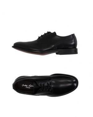 Обувь на шнурках ANDREA VENTURA FIRENZE. Цвет: черный