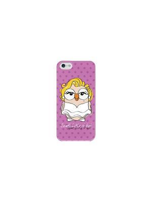 Чехол для iPhone 6/6S Мэрилин Монро Goofi. Цвет: розовый
