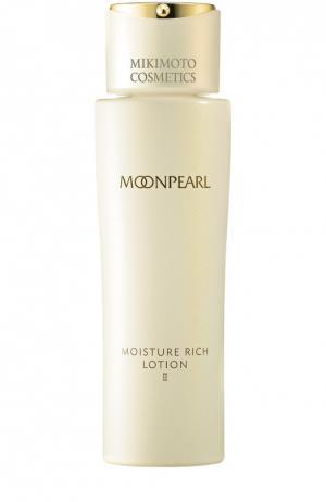 Увлажняющий лосьон для лица MoonPearl, тип 2 Mikimoto Cosmetics. Цвет: бесцветный