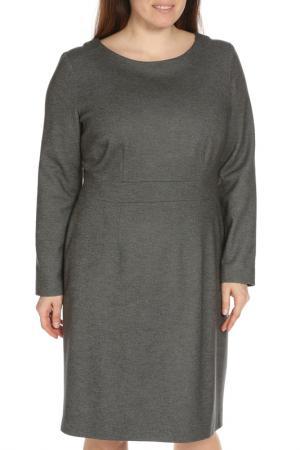 Платье Daniel Hechter. Цвет: темно-серый