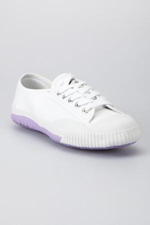 GUMSHOES Shulong. Цвет: white