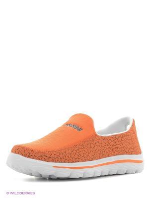 Кроссовки Covani. Цвет: оранжевый