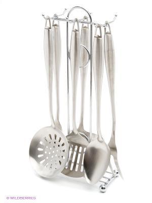 Кухонный набор Bekker. Цвет: белый