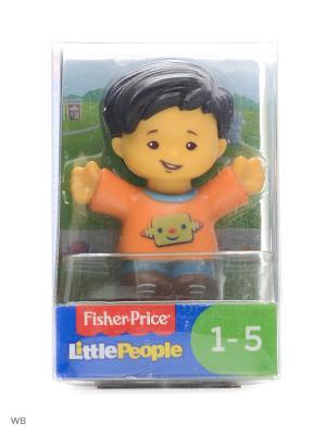 Little People Базовые Фигурки в ассортименте Mattel. Цвет: красный, светло-коралловый, светло-оранжевый