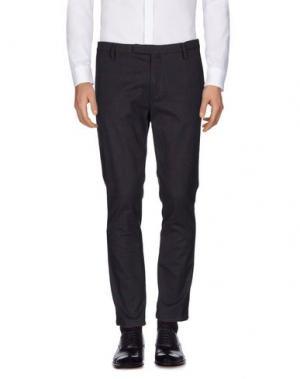 Повседневные брюки INDIVIDUAL. Цвет: синий