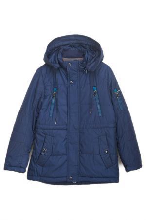 Куртка Vitacci. Цвет: синий