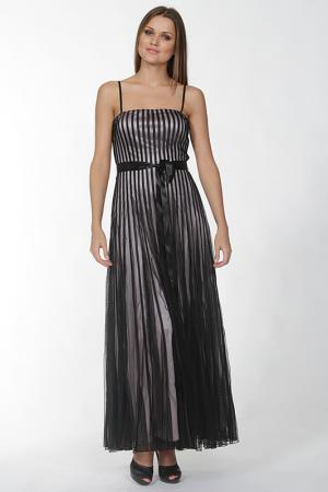 Платье Mona Kalin. Цвет: черный, розовый