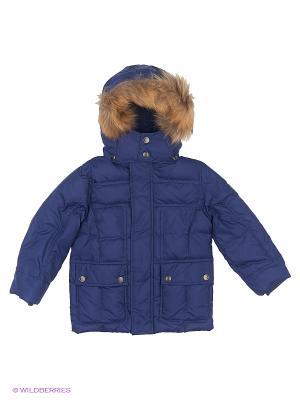Куртка DIALINI. Цвет: синий
