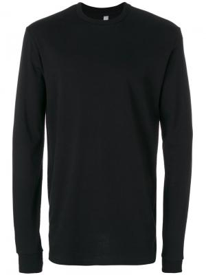 Rear print T-shirt Cottweiler. Цвет: чёрный