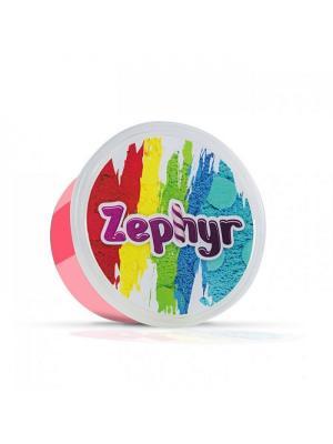 Кинетический пластилин Zephyr.. Цвет: розовый