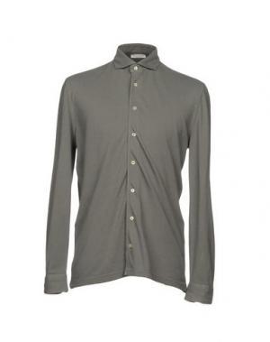Pубашка GRAN SASSO. Цвет: свинцово-серый