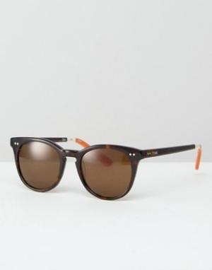 Toms Солнцезащитные очки Dodoma. Цвет: коричневый
