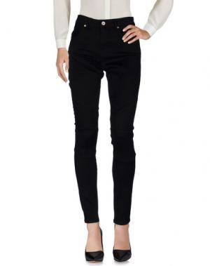 Повседневные брюки BRAVE SOUL. Цвет: черный