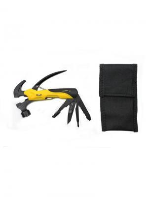 Мультитул 9 инструментов Stinger. Цвет: черный, желтый