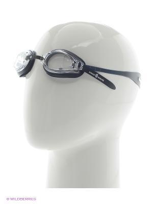 Очки для плавания Stalker Adult Mad Wave. Цвет: темно-синий