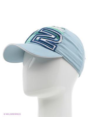 Бейсболка Maxval. Цвет: бирюзовый