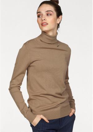 Пуловер BRUNO BANANI. Цвет: вишневый