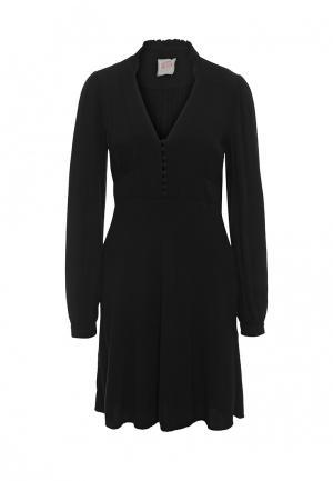 Платье Nolita. Цвет: черный