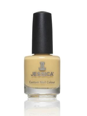 Лак для ногтей  # 1101 Free Spirit , 14,8 мл JESSICA. Цвет: желтый