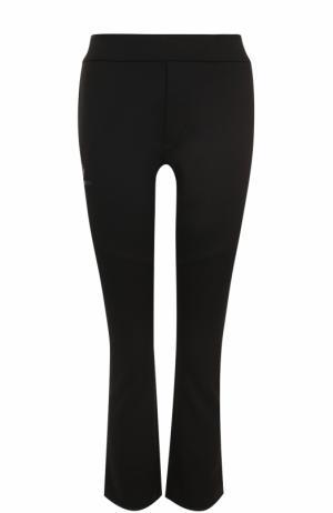 Укороченные расклешенные брюки Dsquared2. Цвет: черный