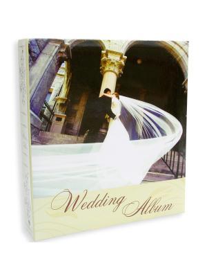 Фотоальбом Wedding rings VELD-CO. Цвет: коричневый, бежевый, белый