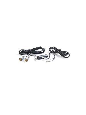 Набор кабелей для вывода звука с мобильных устройств iHave. Цвет: черный