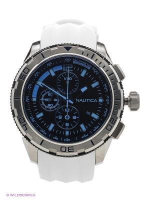Часы Nautica. Цвет: белый