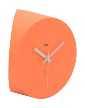 Настольные часы ALESSI. Цвет: оранжевый