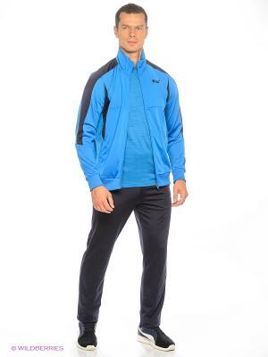 Костюм спортивный  ACTIVE BETTER Tricot Suit, Puma. Цвет: голубой, синий