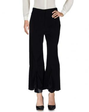 Повседневные брюки SOPHIA KOKOSALAKI. Цвет: черный