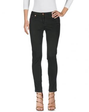 Джинсовые брюки KENZO. Цвет: темно-зеленый