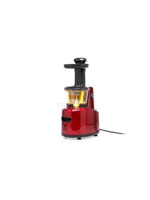 Шнековая соковыжималка КТ-1101-2, 150 Вт Kitfort. Цвет: бордовый